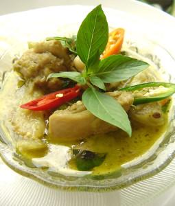 เรียนทำอาหารกับเมนูเด็ดแกงเขียวหวาน
